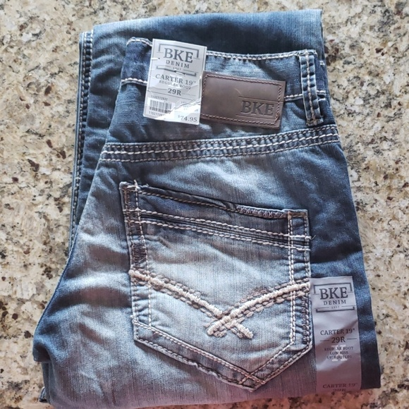 BKE Other - Men's BKE Carter Regular Boot Jeans